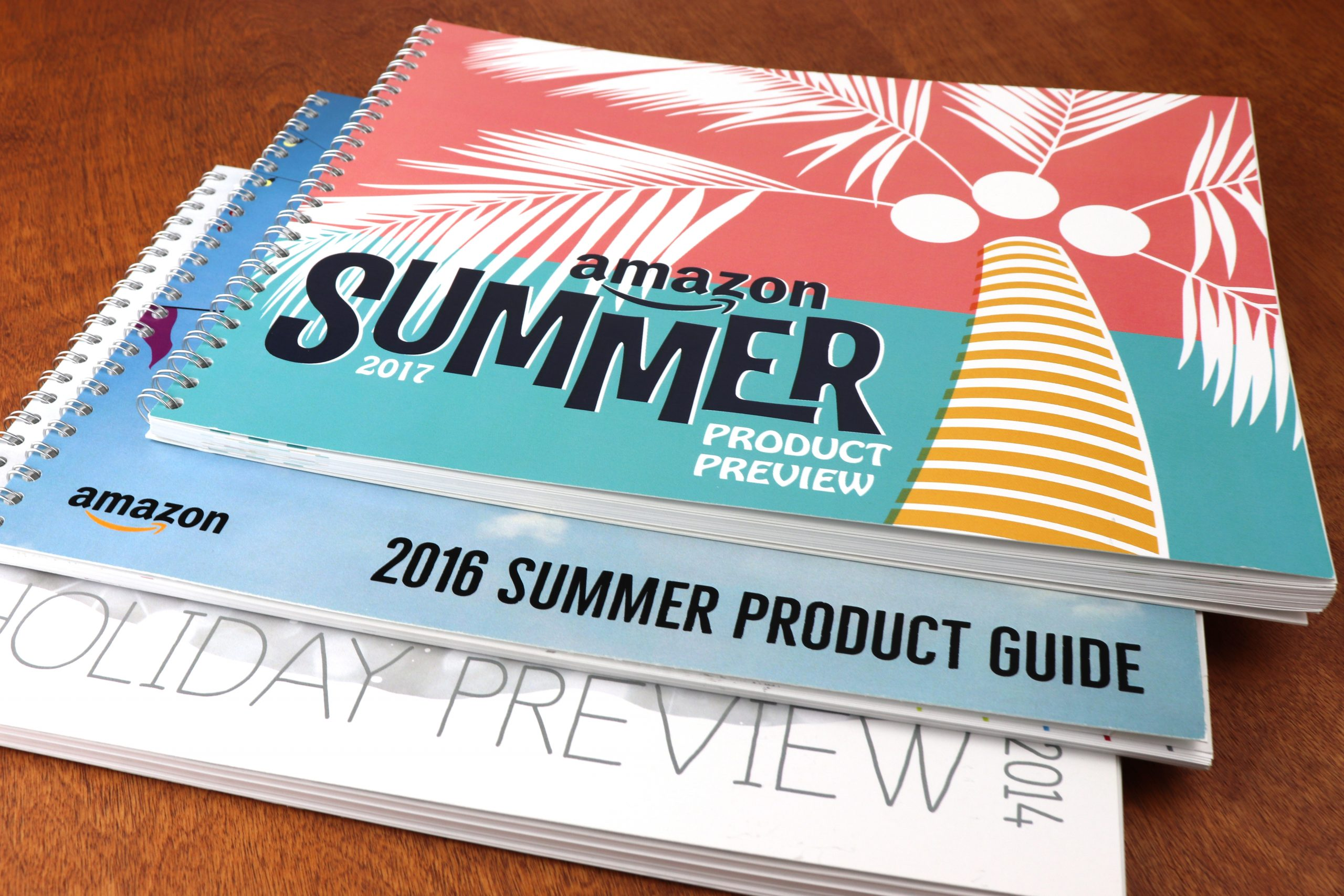 Amazon Summer Preview books