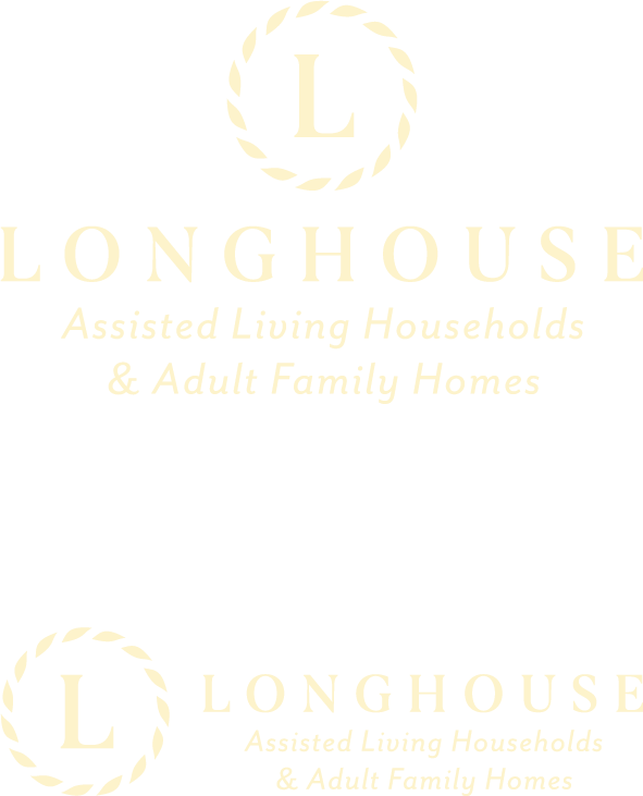Longhouse logos light